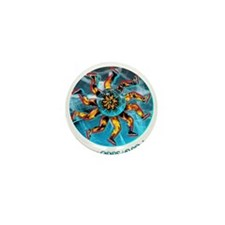 United Kingdom CRPS/RSD Hand Mini Button