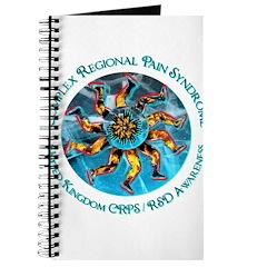 United Kingdom CRPS/RSD Hand Journal