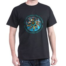 United Kingdom CRPS/RSD Hand T-Shirt