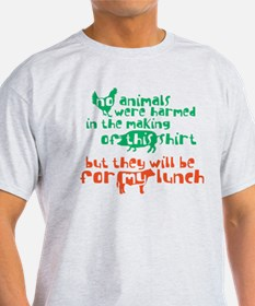 Meat For Lunch T-Shirt