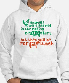 Meat For Lunch Hoodie