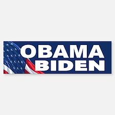 Obama: Bumper Bumper Sticker