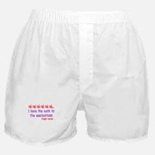 Psych Nurse III Boxer Shorts