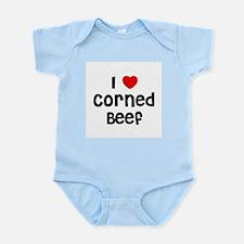 I * Corned Beef Infant Creeper