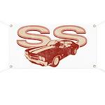 70 Bowtie SS Garage Banner