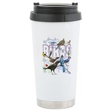 Bird Friends Travel Mug