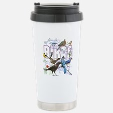 Bird Friends Travel Mug