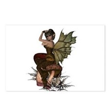 Flutterby Faerie Postcards (Package of 8)