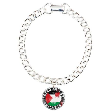 www.palestine-shirts.com Charm Bracelet, One Charm