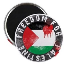 Freedom for PALESTINE 2011 Magnet