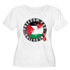 Freedom for PALESTINE 2011 T-Shirt
