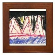 D'Angelo Iraheta Framed Tile
