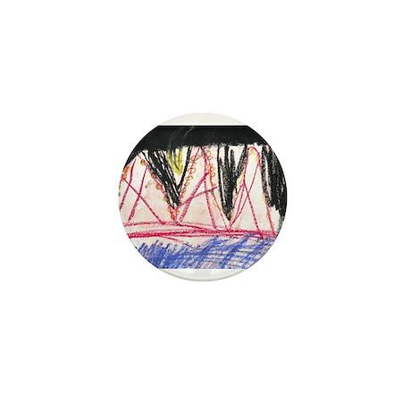 D'Angelo Iraheta Mini Button (10 pack)