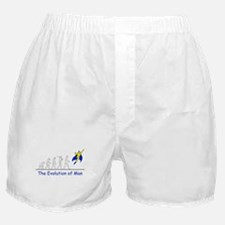 The Evolution of Man Boxer Shorts