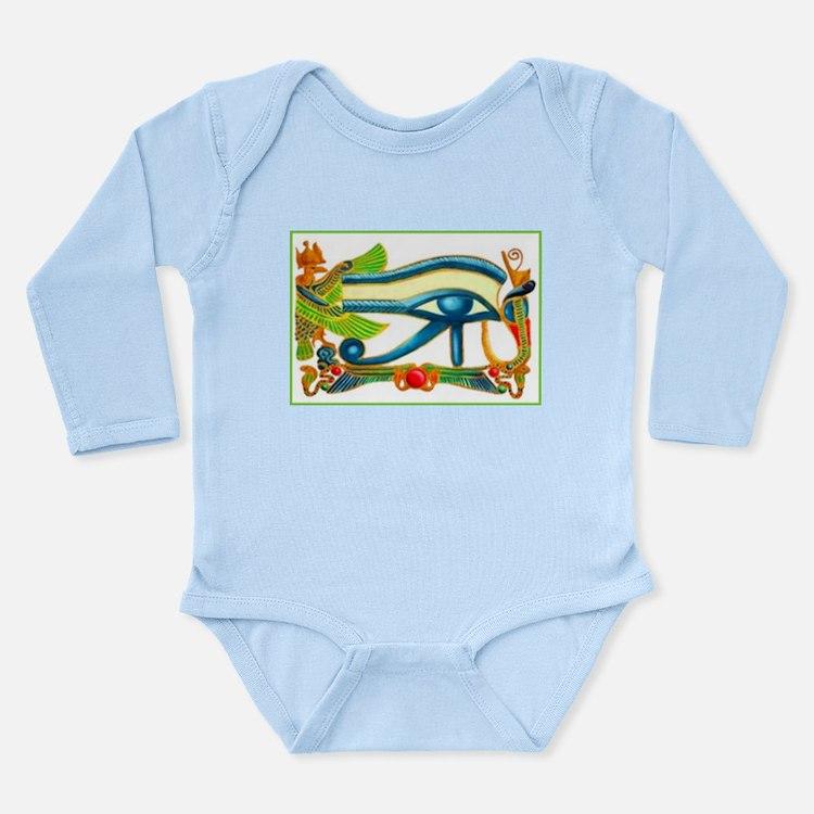 Best Seller Egyptian Long Sleeve Infant Bodysuit