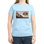 Touched By His Noodly Appenda Women's Light T-Shir