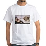 Touched By His Noodly Appenda White T-Shirt