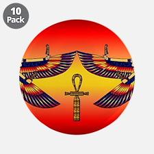 "Best Seller Egyptian 3.5"" Button (10 pack)"