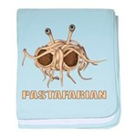 Pastafarian baby blanket