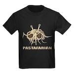 Pastafarian Kids Dark T-Shirt