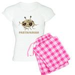 Pastafarian Women's Light Pajamas