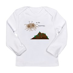In The Beginning Long Sleeve Infant T-Shirt