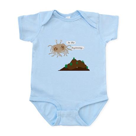 In The Beginning Infant Bodysuit