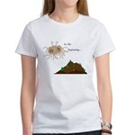 In The Beginning Women's T-Shirt