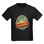 Pastafarian Seal Kids Dark T-Shirt