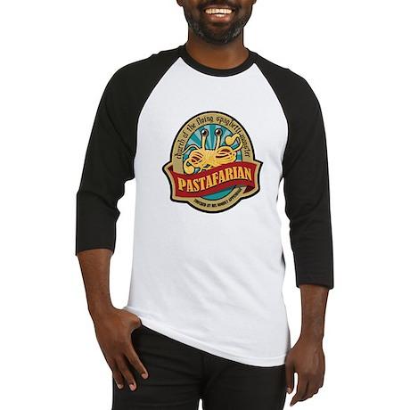 Pastafarian Seal Baseball Jersey