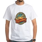 Pastafarian Seal White T-Shirt