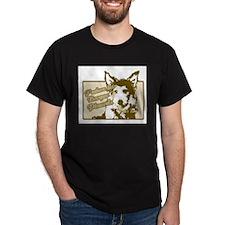 Picardy Shepherd Black T-Shirt