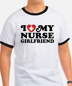 I Love My Nurse Girlfriend T