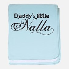 Daddy's Little Nalla Blanket