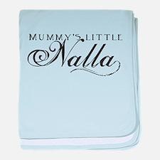 Mummy's Little Nalla Baby Blanket