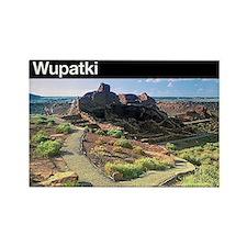 Wupatki NM Rectangle Magnet