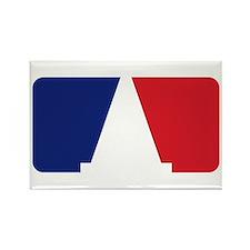 Major League Autocross Rectangle Magnet (10 pack)