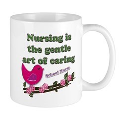 nursing School Nurse Mugs