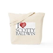 I Heart Scotty Baldwin Tote Bag