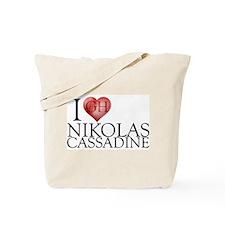 I Heart Nikolas Cassadine Tote Bag
