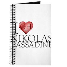 I Heart Nikolas Cassadine Journal