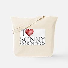 I Heart Sonny Corinthos Tote Bag