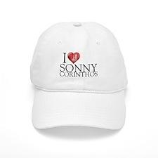 I Heart Sonny Corinthos Baseball Cap
