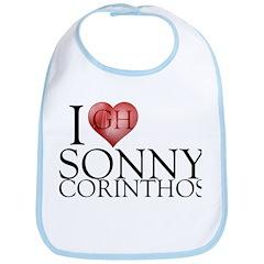 I Heart Sonny Corinthos Bib