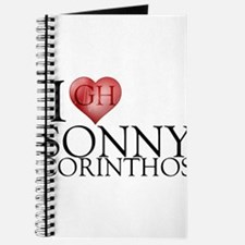 I Heart Sonny Corinthos Journal
