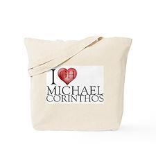 I Heart Michael Corinthos Tote Bag