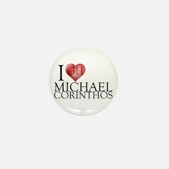 I Heart Michael Corinthos Mini Button