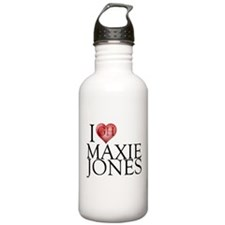I Heart Maxie Jones Stainless Water Bottle 1.0L