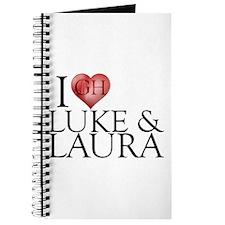 I Heart Luke & Laura Journal