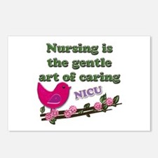 Cool Nicu nurses Postcards (Package of 8)